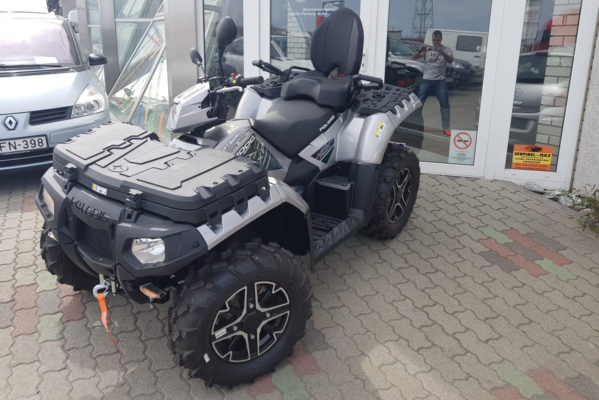 Polaris Sportsman 1000 Touring